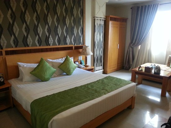 Alagon Central Hotel & Spa : Executive room