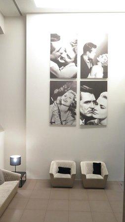 Moov Hotel Porto Centro : Lobby