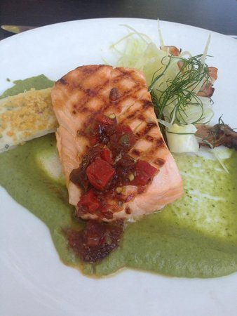 Solbar - Solage Calistoga: Salmon