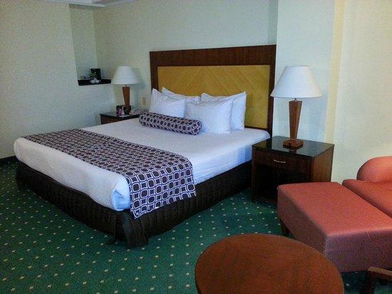 Crowne Plaza Maruma Hotel & Casino : Habitacion