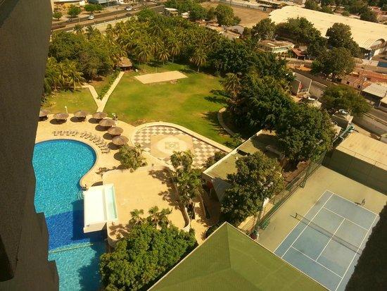 Crowne Plaza Maruma Hotel & Casino : Vista desde la habitacion