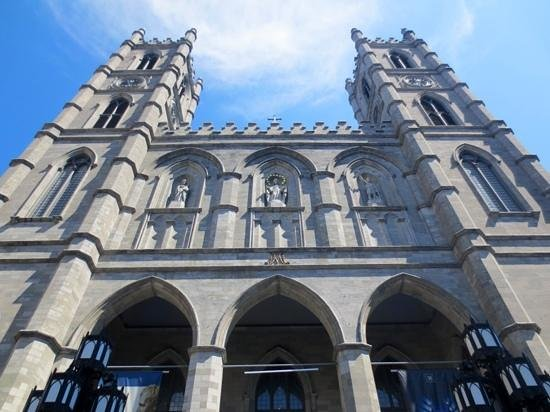 Old Montreal: Notre Dame Basilica