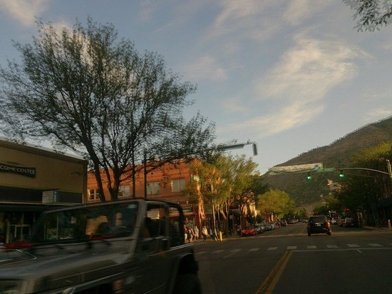 Historic Downtown Durango: Dawntawn
