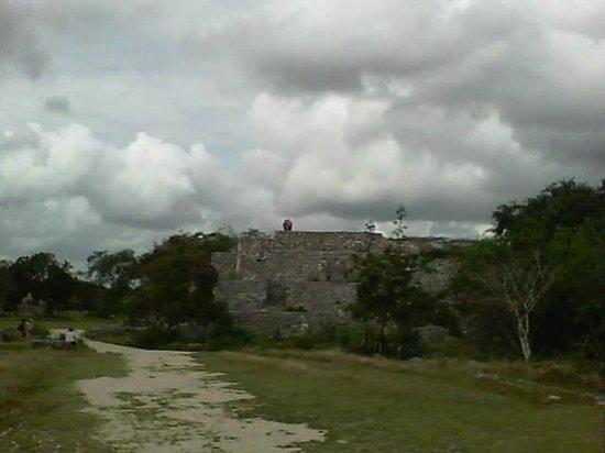 Dzibilchaltun Ruins: Mayan Ruins at Dzibilchaltun