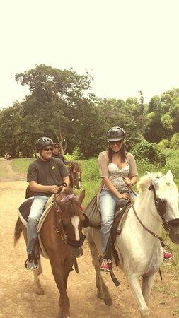 Carabali Rainforest Park: Beautiful day at Hacienda Carabali