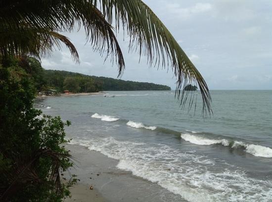 Playa del Este Resort: View looking out to sea
