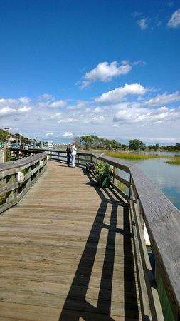 MarshWalk: Murrells Inlet