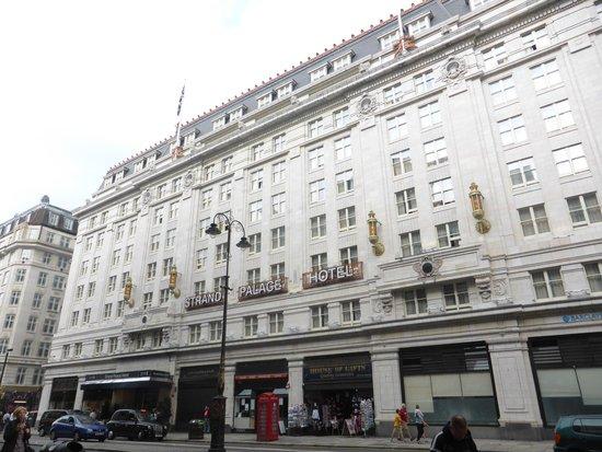 bañera - Picture of Strand Palace Hotel, London - TripAdvisor