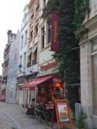 Raphael Restaurant: 外観