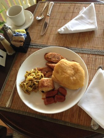 Coco Palm Resort: Breakfast!! - yummy
