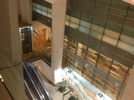 New Delhi Airport Transit Hotel: View from room