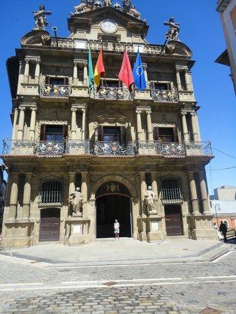 Ayuntamiento Pamplona