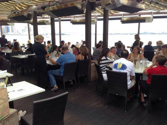 C Level Lounge: Patio Dining   U0027C Levelu0027 Lounge Restaurant On
