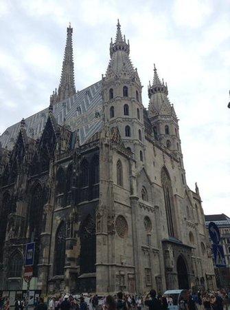 Cathédrale Saint-Étienne (Stephansdom) : Street View