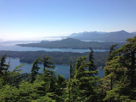 Deer Mountain Trail: 2/2 lookout points