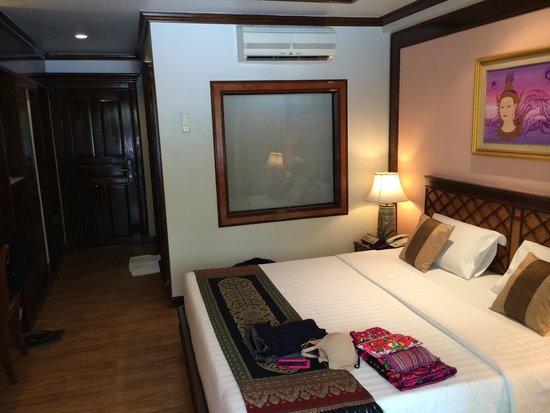 P. P. Palm Tree Resort: Room 119