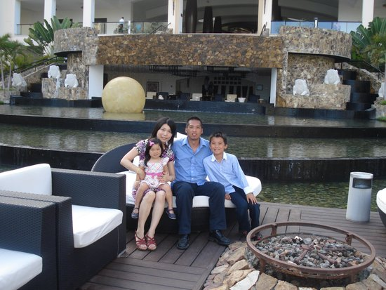 Hyatt Ziva Los Cabos : family pic