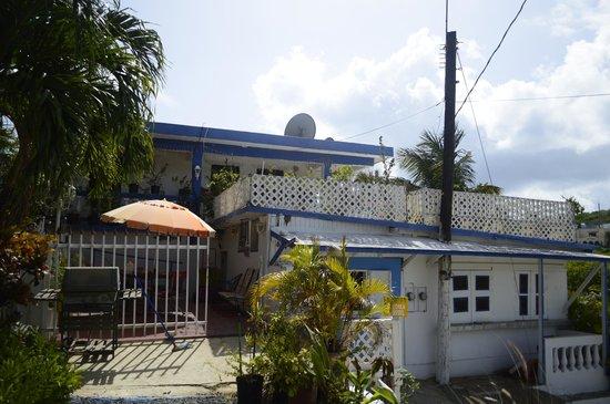 Culebra International Hostel: Hostel view