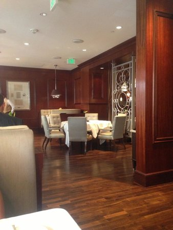 THE US GRANT, a Luxury Collection Hotel, San Diego : Vue du restaurant