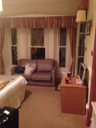 Windermere Manor Hotel: Bedroom