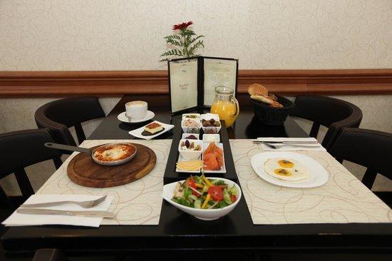 Eldan Hotel: breakfast5