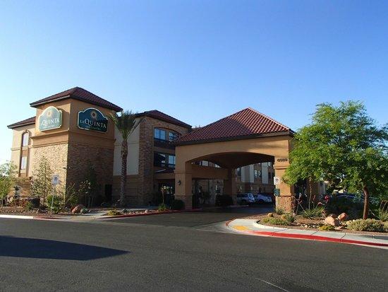 La Quinta Inn & Suites Las Vegas Airport South: Pretty new hotel.