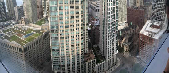 Sofitel Chicago Magnificent Mile : View from Room 3216
