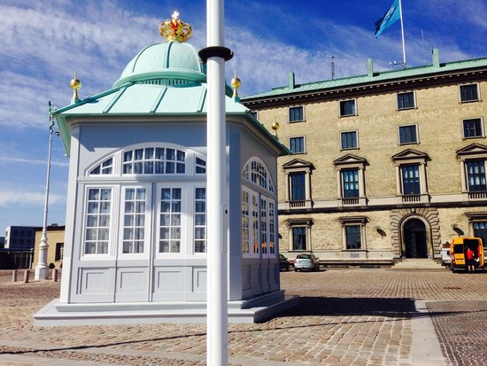 CopenHagen Strand: Maison de la reine