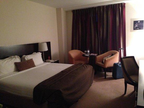 Carlton Hotel Dublin Airport: Camera doppia