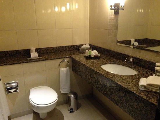 Carlton Hotel Dublin Airport: Il bagno