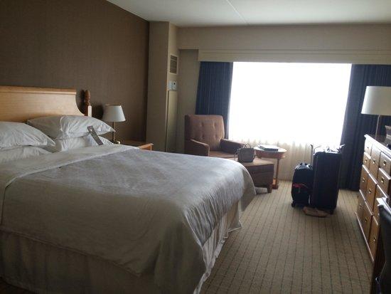Sheraton Seattle Hotel: Room 2308