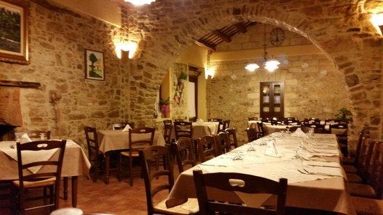 sala picture of baglio nuovo ristorante rustico