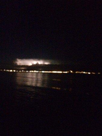 IBEROSTAR Albufera Playa: Stormy ahead