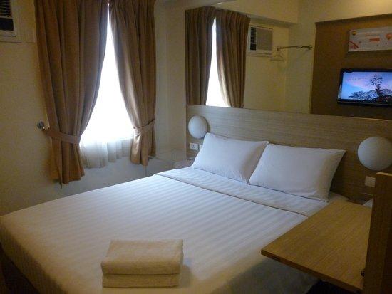 Red Planet Cebu : Tune Hotel