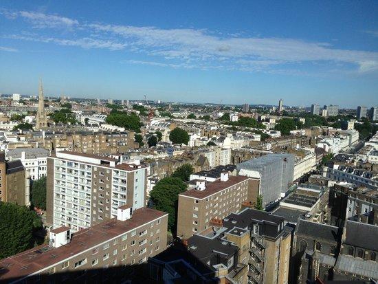 Lancaster London: London Eye ? The Shard ? No, the Lancaster Hotel