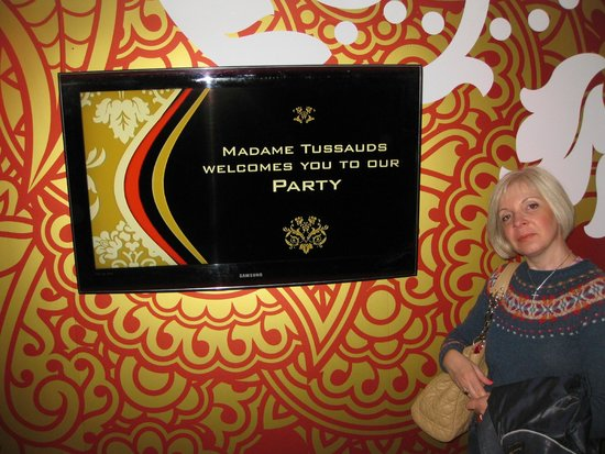Madame Tussauds London: В музее.