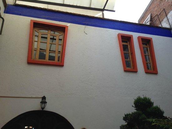 La Casa Azul: La habitación del 3er piso