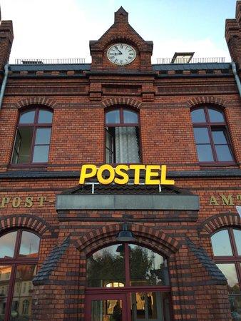 Postel Usedom Wolgast: Postel Wolgast