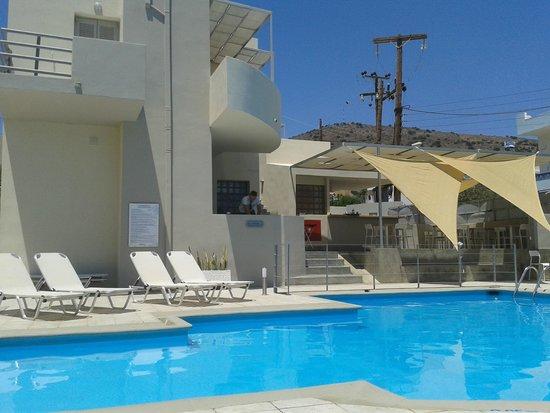 Elounda Garden Suites : beautiful hotel