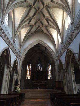 Nonnberg Convent : beautiful nonnberg sanctuary