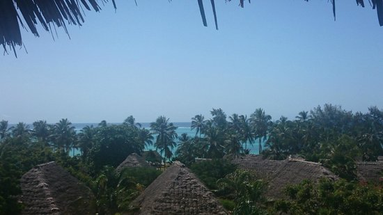 Bluebay Beach Resort and Spa: View from the room