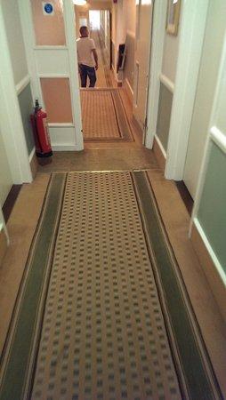 Middlesbrough Hotel - Sporting Lodge: hallway