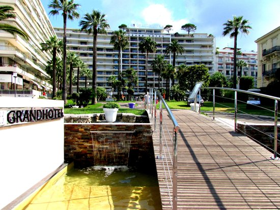 Photo of Le Grand Hotel Cannes