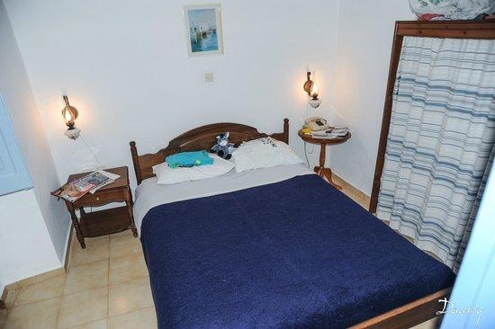 Aethrio Hotel: la chambre