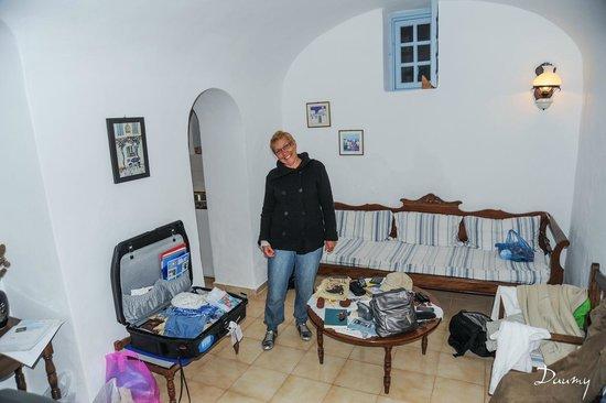 Aethrio Hotel: séjour