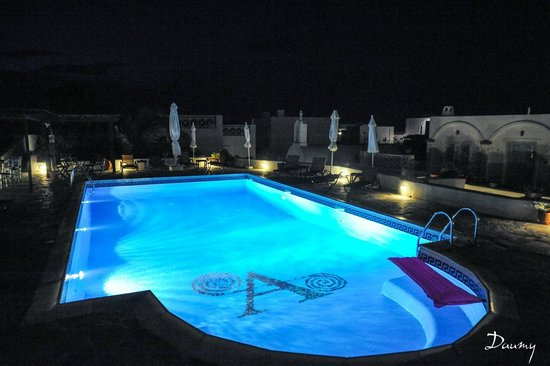 Aethrio Hotel: la piscine