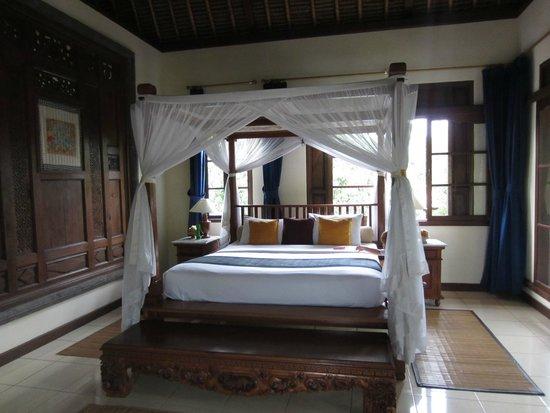 Alam Shanti: main bedroom in Indus