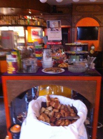 Et Caetera CafeRestaurant: Colazione ��