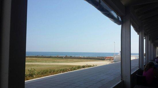 Pietrablu Resort & Spa CDSHotels: vista dal ristorante del Pietrablu