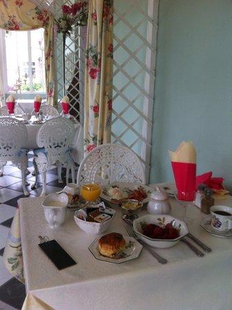 Maranatha Country House : Ottima colazione